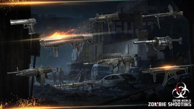僵尸突击队射击游戏截图