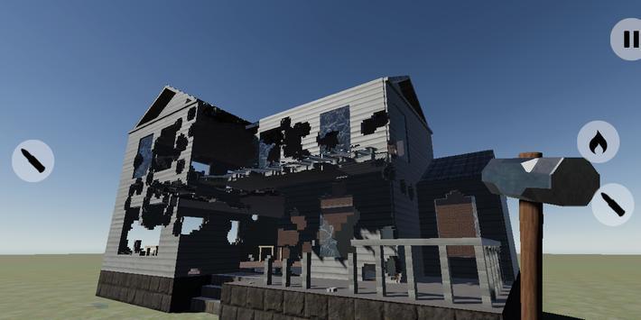 建筑破坏原型截图