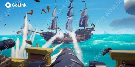 盗贼之海中怎么打劫?Golink免费加速器稳定不掉线