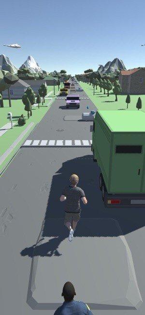 街头跑步者3D截图