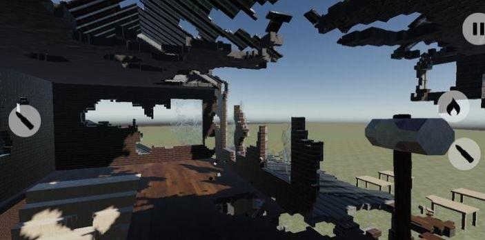 建筑破坏原型最新版截图