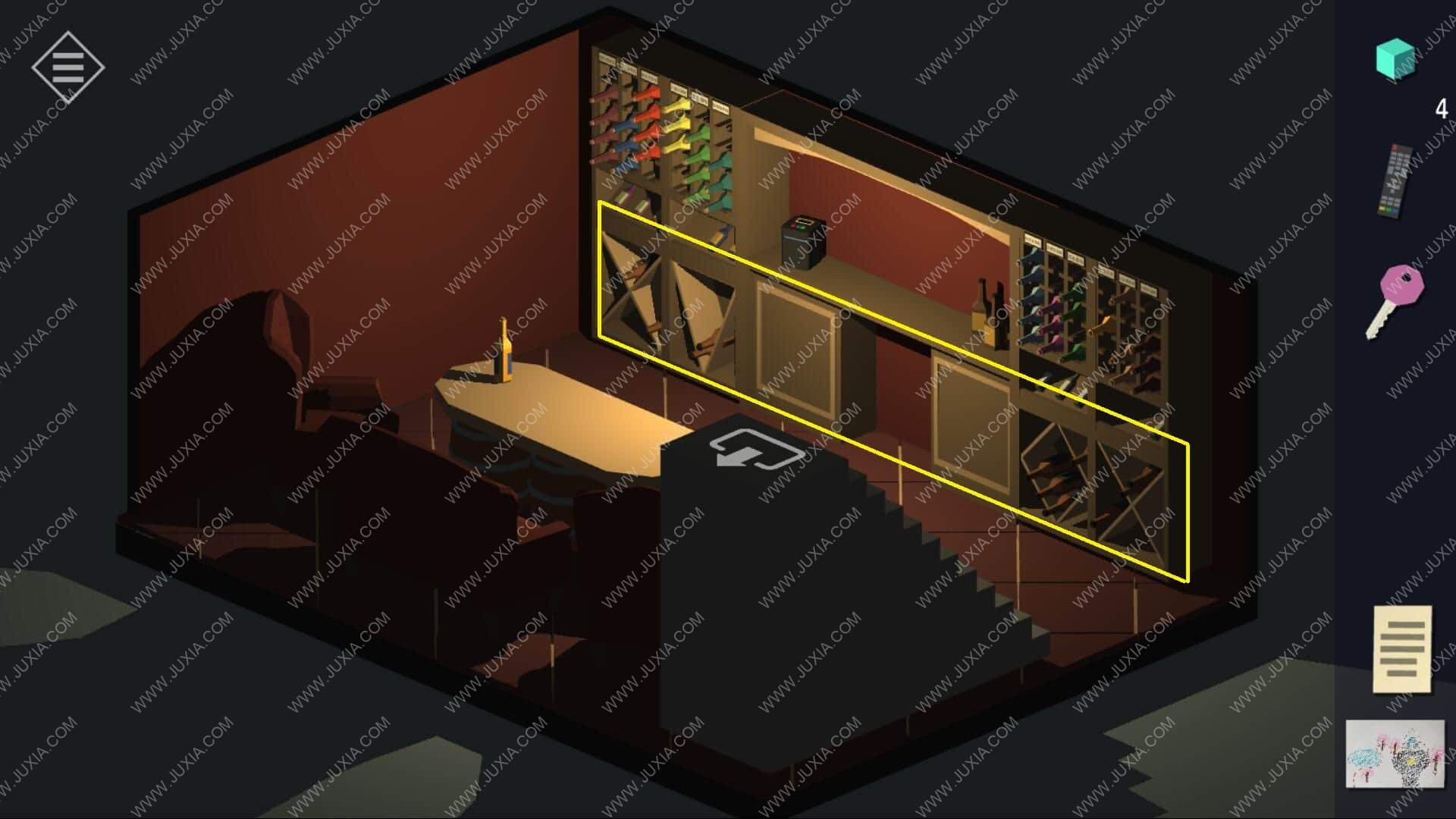 小房间故事攻略第十章图文 TinyRoom第二季第十章攻略1