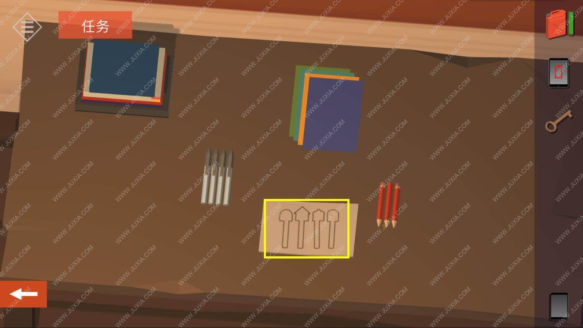 小房间故事攻略第十三章图文 TinyRoom第三季第十三章攻略PART1