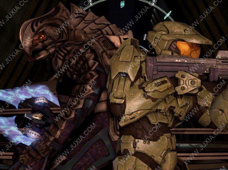 PC版《光环3》在7月14日上线PC端 士官长集合