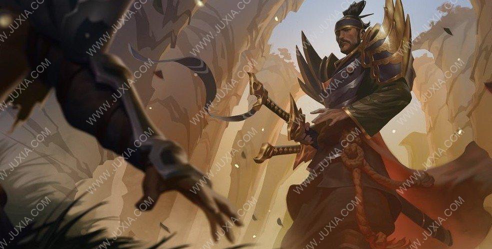 英雄联盟下一个新英雄是亚索哥哥 永恩真要上线了