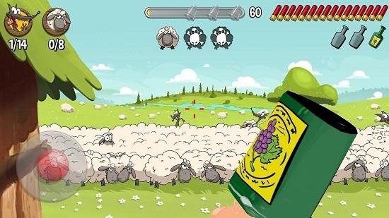 绵羊农民截图