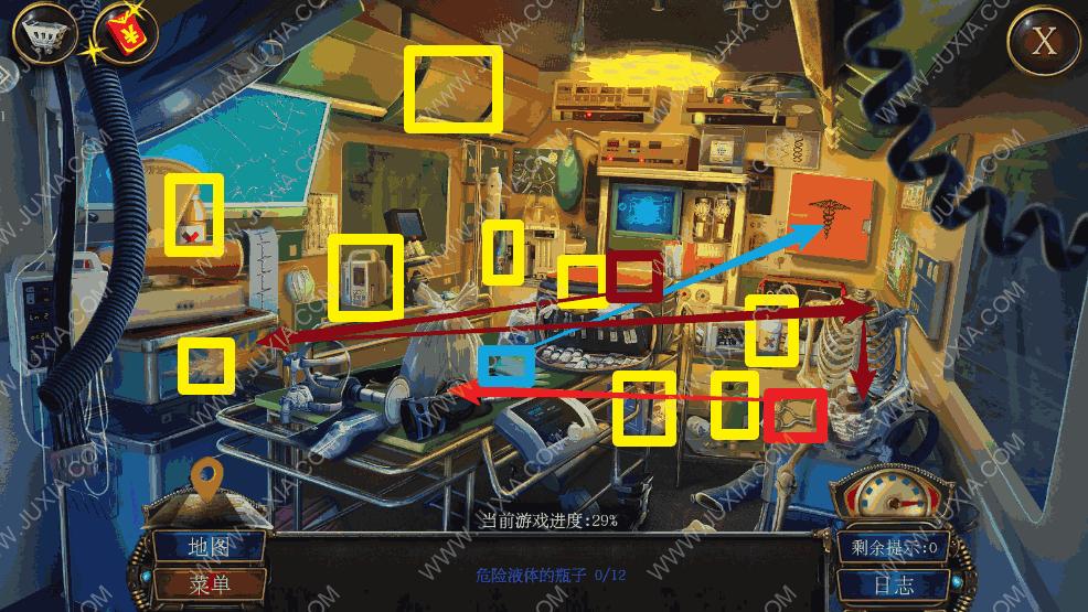 密室逃脱19离奇失踪攻略第五部分仓库 怎么去屋顶