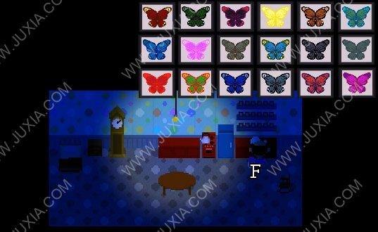 湖景谷攻略警长蝴蝶标本怎么做 LakeviewValley蝴蝶标本攻略详解