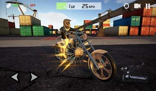 超凡摩托车截图