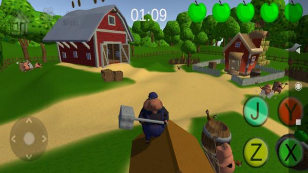 小肥猪战争截图