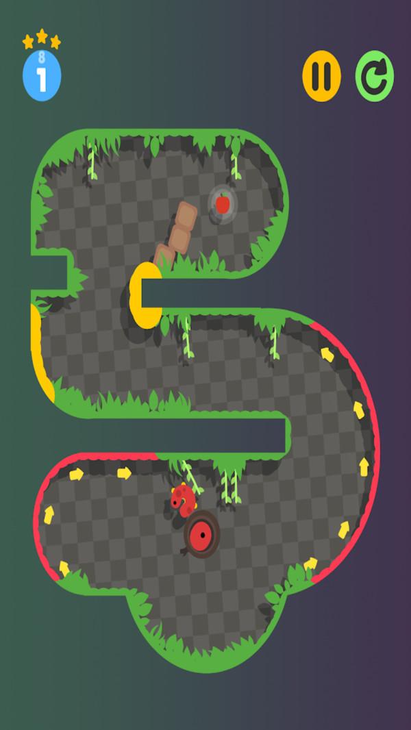 可爱蠕虫截图