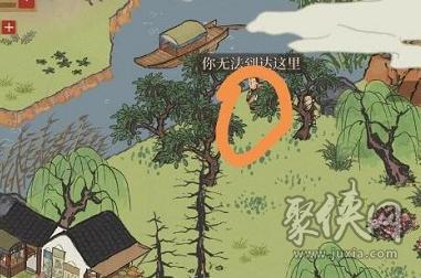 江南百景图牡丹亭宝箱在哪个位置 银钥匙在哪里怎么找