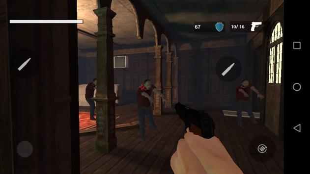 恐怖游戏僵尸城截图