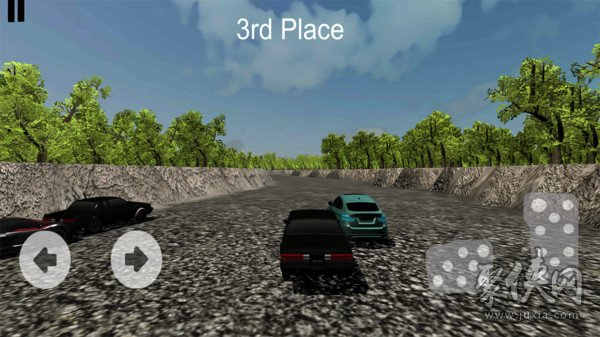 3D极限赛车