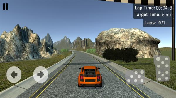 3D极限赛车截图