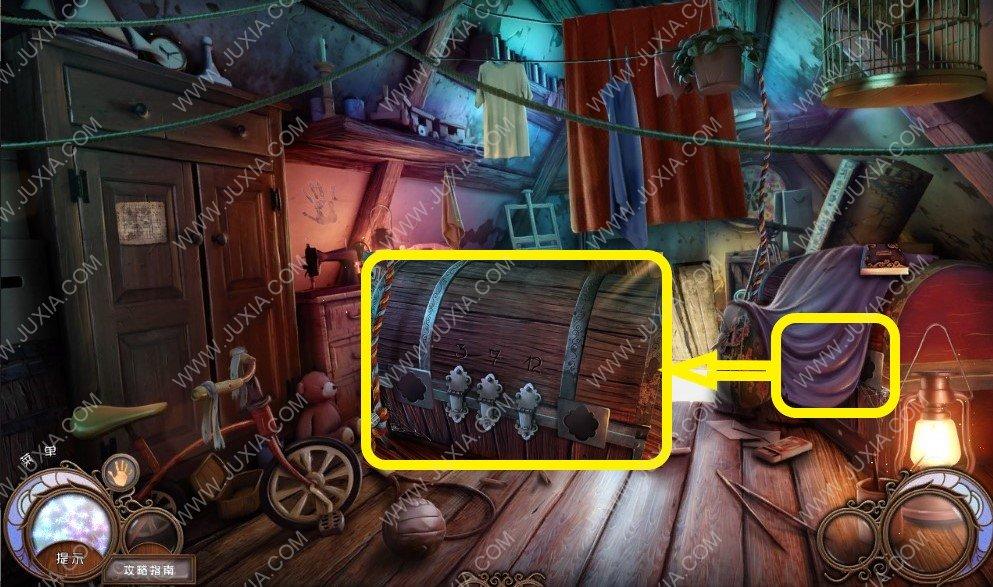 路之祭3捉迷藏攻略第一章 RiteOfPassageHideAndSeek怎么打开箱子