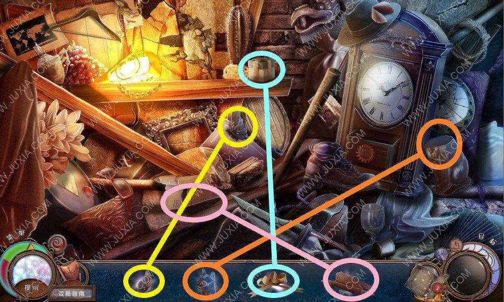 路之祭3捉迷藏攻略第五章 RiteOfPassageHideAndSeek太阳钥匙怎么得
