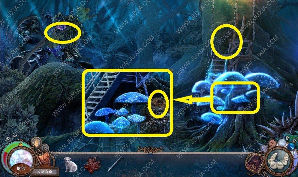 路之祭3捉迷藏攻略第十三章 RiteOfPassageHideAndSeek怎么进入精神洞穴