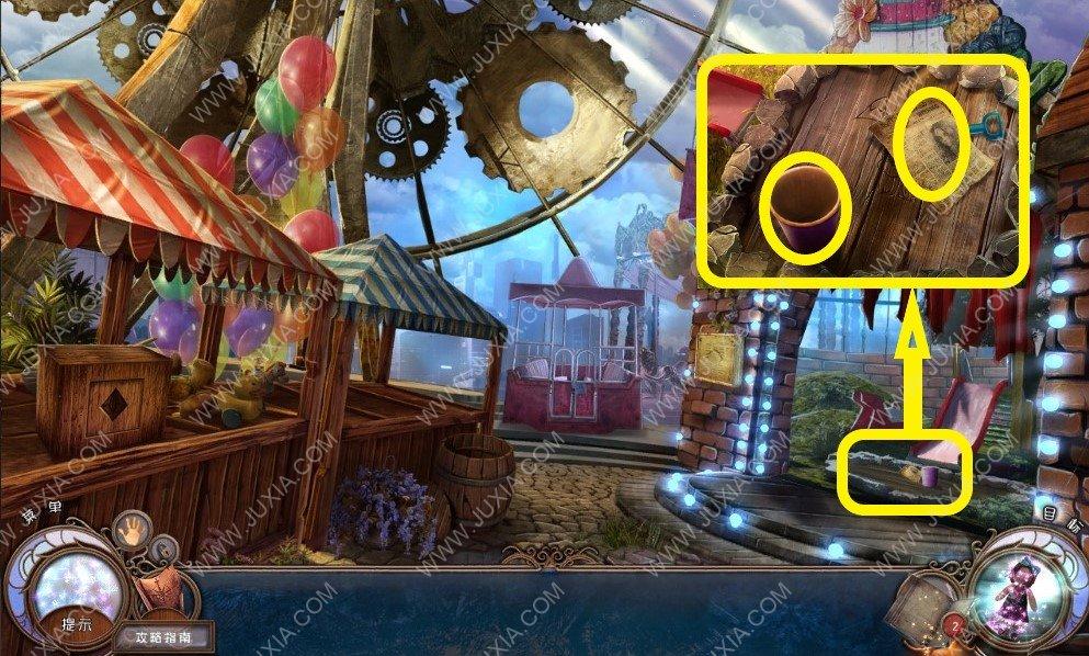 路之祭3捉迷藏攻略第十七章 RiteOfPassageHideAndSeek怎么得到摩天轮徽章