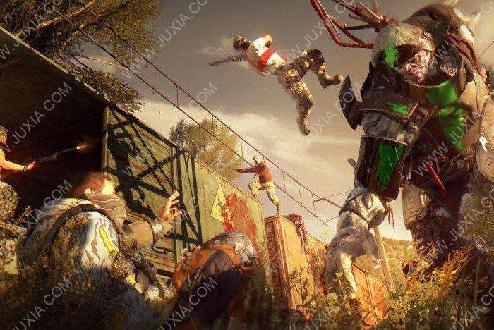 消逝的光芒1地狱突袭并不是最后的DLC 后续将继续更新