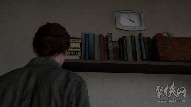 深入解析:《最后生还者:第二幕》中的书与隐喻