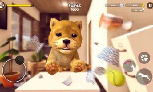 虚拟小狗模拟器截图