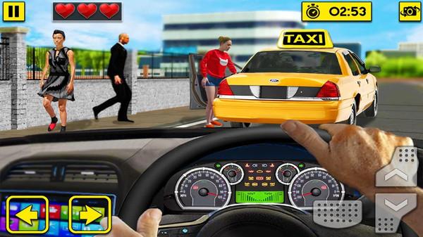 城市出租车驾驶2020截图