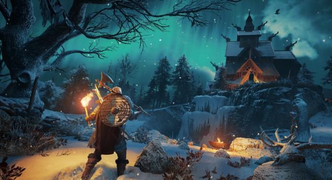 刺客信条英灵中包含诸多前作线索 育碧有意提升探索玩法