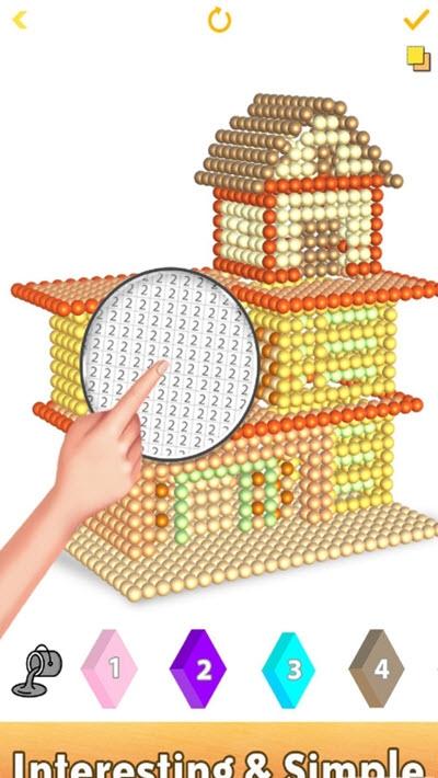 磁铁世界3D截图