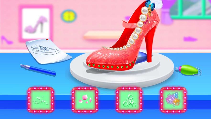 时尚鞋鞋子设计截图