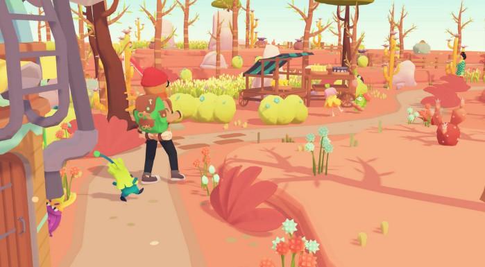 蔬菜精灵Epic上开启测试 超可爱画风的种田游戏