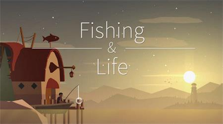 钓鱼生涯截图