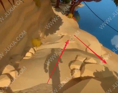 见证者攻略第四关山峰怎么过 TheWitness河边显示屏怎么画