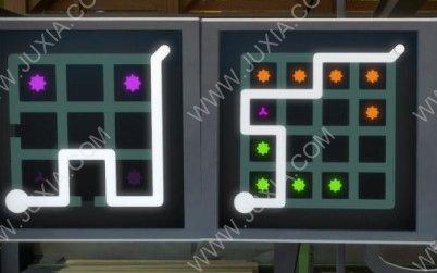 见证者攻略第十七维修厂关花园怎么过 TheWitness斜板怎么启动