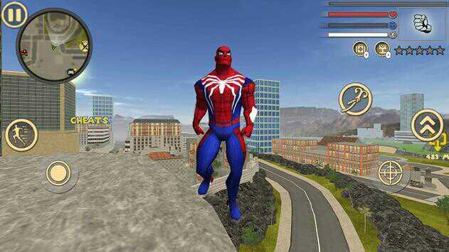 神奇蜘蛛侠英雄截图