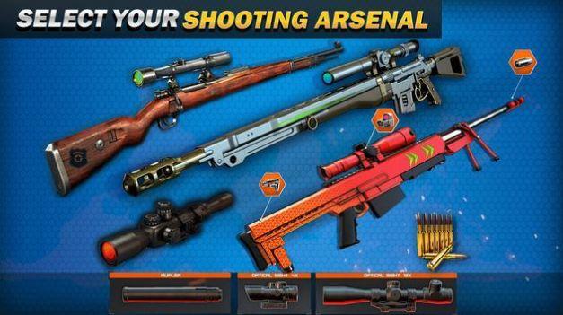 英雄狙击手FPS射击游戏