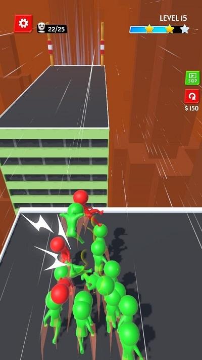3D跑酷热潮截图