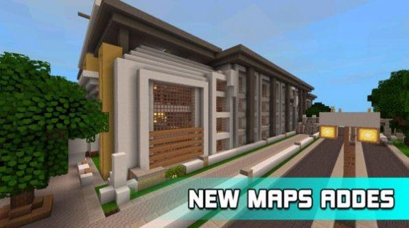 我的新建筑世界截图