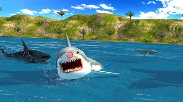 鲨鱼猎手模拟器截图