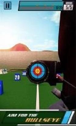 射箭训练英雄截图