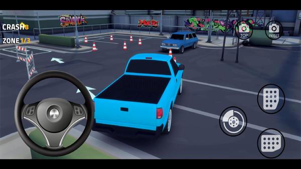 真实汽车驾驶体验模拟器截图