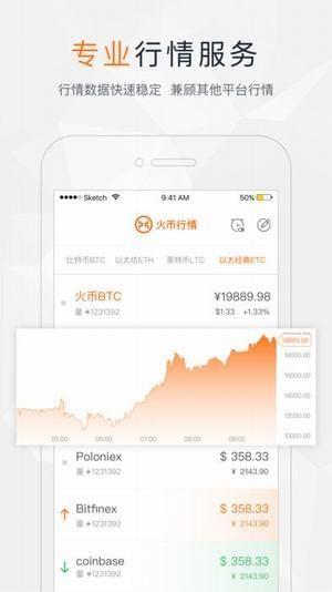 火币网app截图