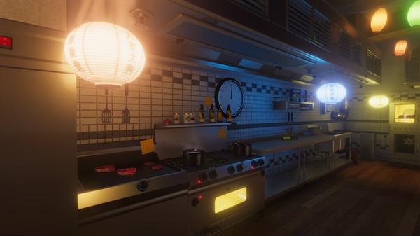 做饭模拟器