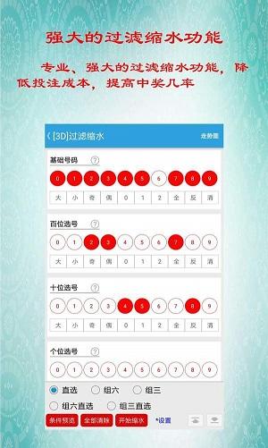 辽宁12选5图表助手截图