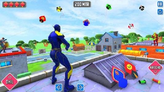 超级英雄风筝赛截图