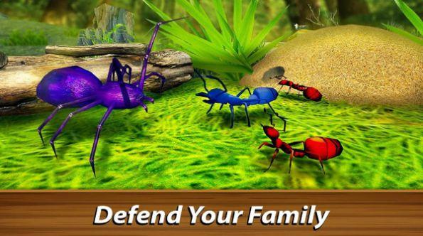 蚂蚁世界大战