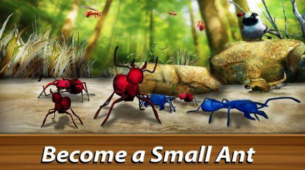 蚂蚁世界大战截图