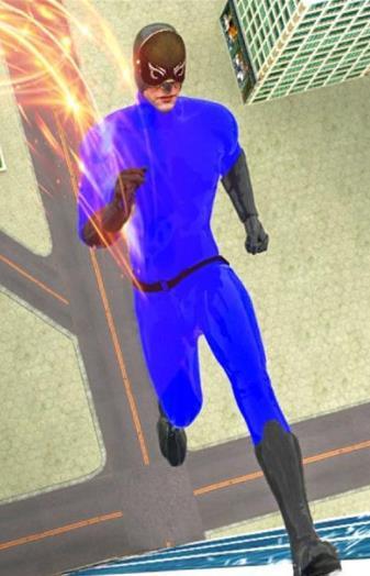 闪电侠模拟器