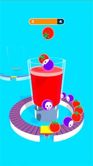 水果榨汁机截图
