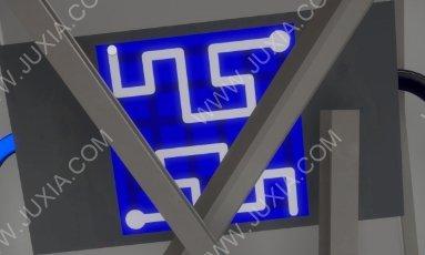 见证者攻略第二十一关山顶怎么过 TheWitness杂货堆的显示屏在哪